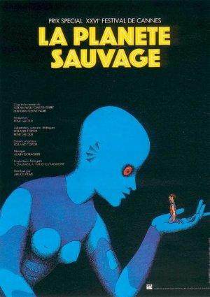 Versão francesa do poster do filme