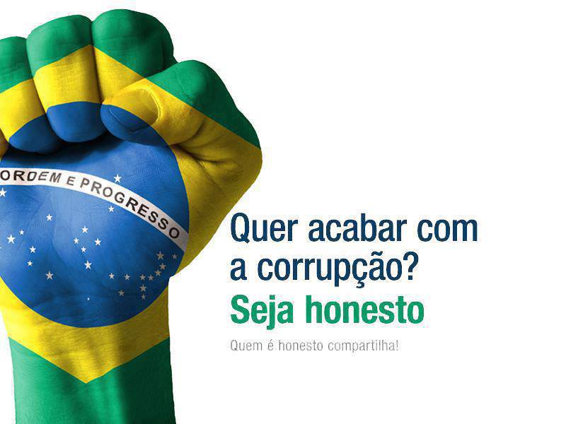 O Jeitinho brasileiro é nosso pior problema, pois a política reflete exatamente ele