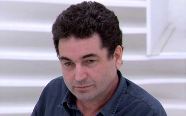 Imagem de Paulo Cesar em entrevista ao Roda Viva
