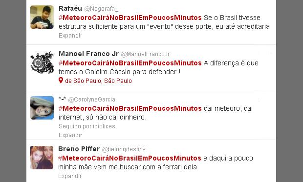 Timeline do Twitter